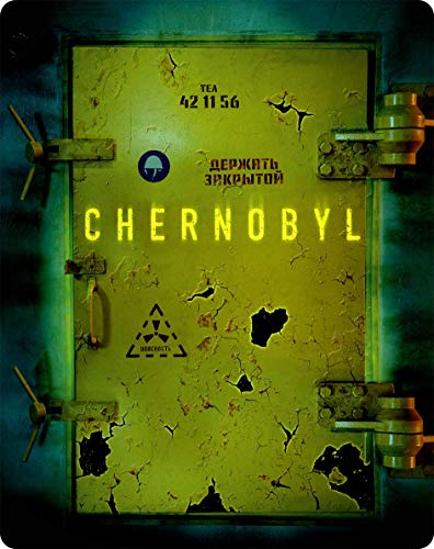 Chernobyl - Steelbook 2019 Sky Atlantic Drama [Blu-ray] [Reino Unido]