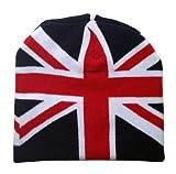 UK FLAG Union Jack Beanie Winter Hat