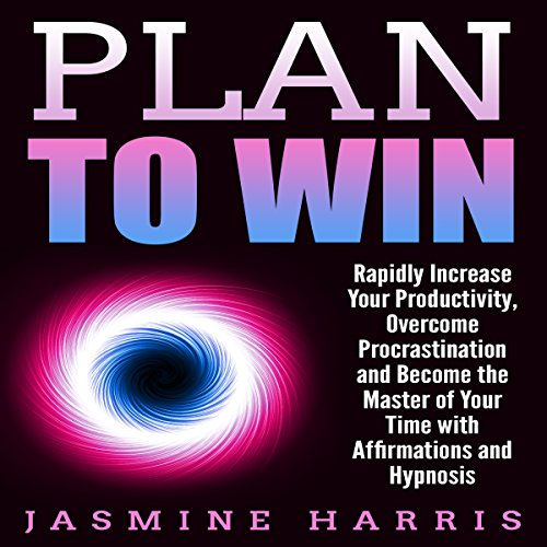 Plan to Win audiobook cover art