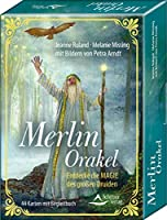 Merlin-Orakel - Entdecke die Magie des grossen Druiden: - 44 Karten mit Begleitbuch