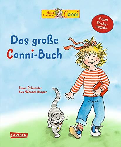 Das große Conni-Buch: Einmalige Sonderausgabe für € 9,99