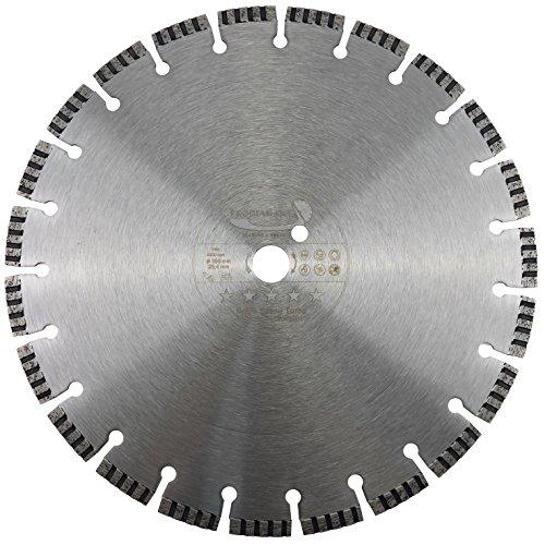PRODIAMANT Premium Diamant-Trennscheibe Beton Laser 350 mm x 25,4 mm Diamanttrennscheibe PDX821.711 350mm