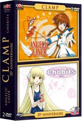 Angelic Layer + Chobits-Bundle 20ème Anniversaire Clamp