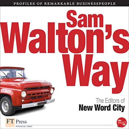 Sam Walton's Way audiobook cover art