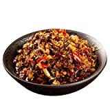 OuYang Hengzhi Hunan Specialty Hot and Spicy Pickles Appetizers Zha Cai 外婆菜 280g/9.8...