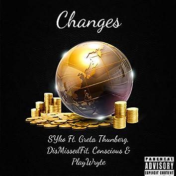 Changes (feat. Greta Thunberg, DisMissedFit, Conscious, PlayWryte)