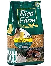 Riga - Mezcla para Pollitos y codornices (4 kg)