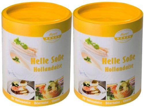 Hepp GmbH & Co KG - Bio Sauce à la Hollandaise 800 (2 x 400) GR
