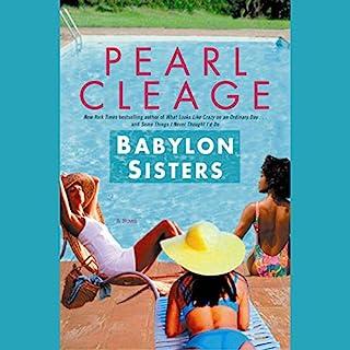 Babylon Sisters audiobook cover art
