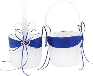 Best blue flower girl baskets Reviews