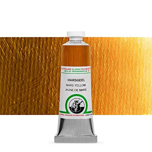 Old Holland Oil 40Ml Mars Yellow
