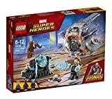 LEGO 76102 Marvel Avengers Infinity War Thor's Weapon Quest Playset