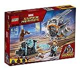 LEGO 76102 Super Heroes Aventura Tras el Arma de Thor (Descontinuado por Fabricante)