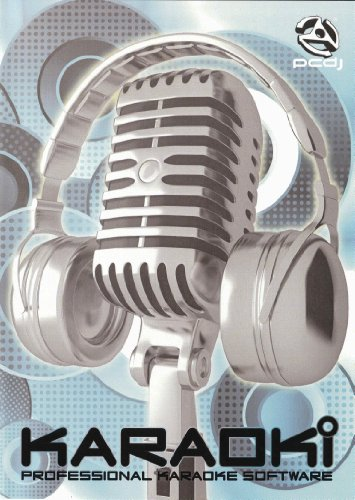 PCDJ Karaoki - Professional Karaoke Hosting Software for DJs [DVD] [Edizione: Regno Unito]