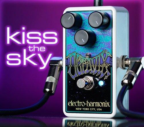 Electro Harmonix 665228 - Guitarra eléctrica con filtro Octavix