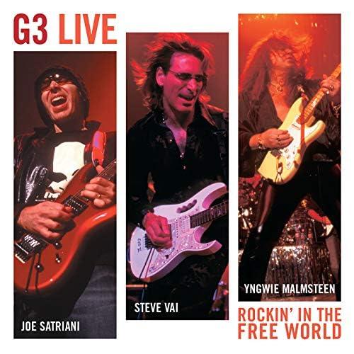 Joe Satriani, Steve Vai & Yngwie Malmsteen