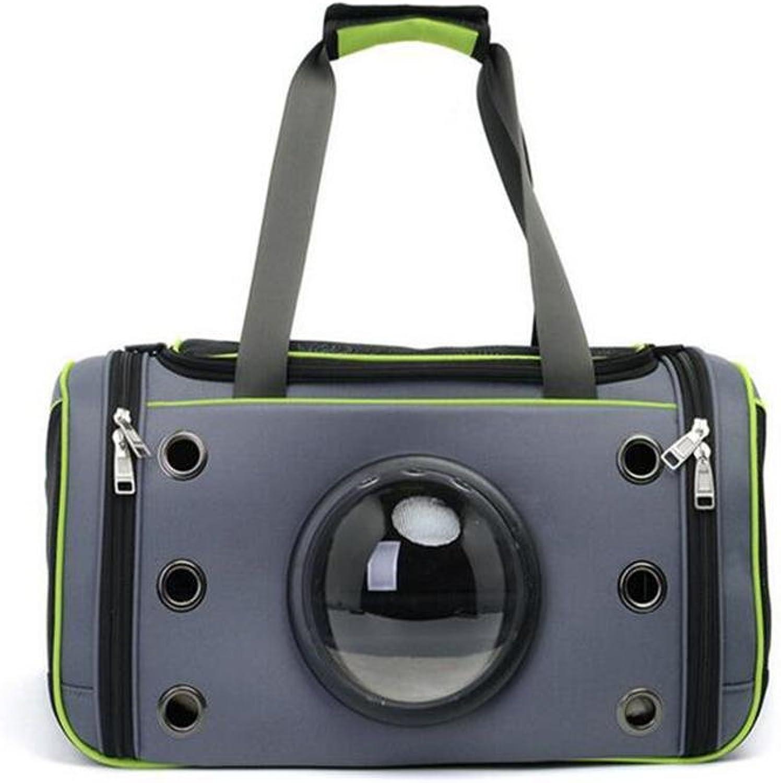 MAOFA Space Pet Bag Diagonal Pet Shoulder Bag Portable Pet Bag 1 big