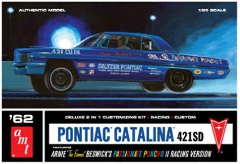 moda clasica 1962 Pontiac Catalina 421SD 421SD 421SD 1 25 AMT by AMT  comprar barato