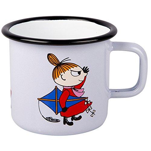 Muurla Moomin Little My Becher, Kleine My (Mumins), emailliert