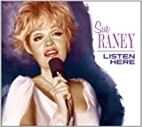 "album cover: Sue Raney ""Listen Here"""