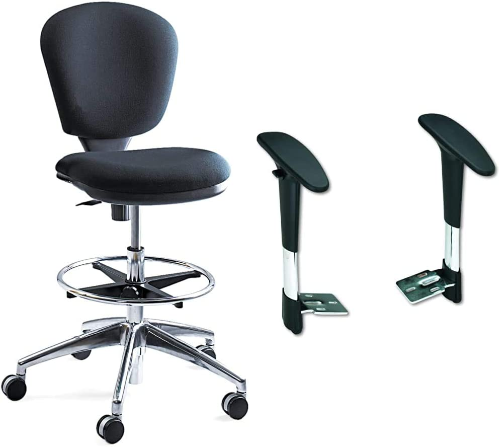 Safco Products Metro Extended Pneumatic Height Max 58% OFF Chair Super sale Ergonomic