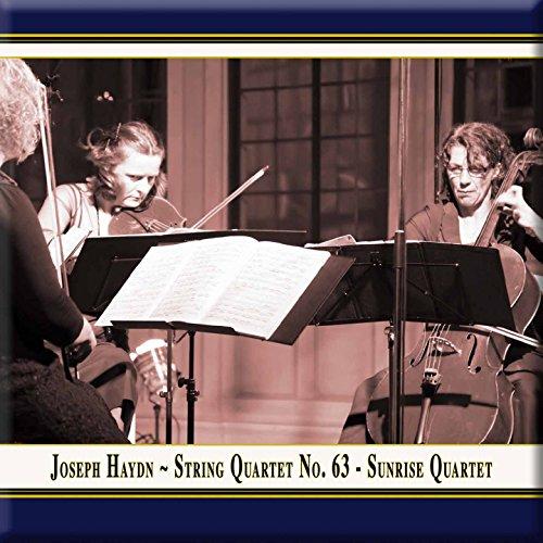 String Quartet No. 63 in B-Flat Major, Op. 76 No. 4, Hob. III:78