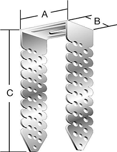 Abstandsverbinder Größe