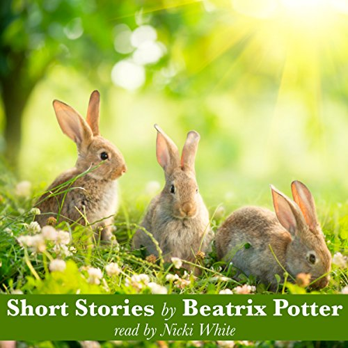 Stories by Beatrix Potter audiobook cover art