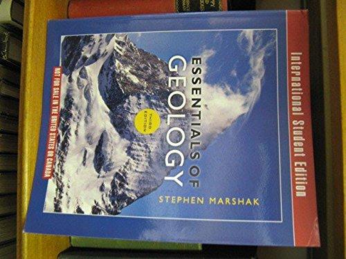 Essentials of Geology (Third International Student Edition)