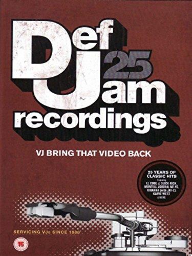 Def Jam 25: VJ Bring That Video ...