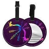 Etiquetas para Equipaje Bolso ID Tag Viaje Bolso De La Maleta Identifier Las Etiquetas Maletas Viaje Luggage ID Tag para Maletas Equipaje Tiro con Arco para arqueros Flechas Arco