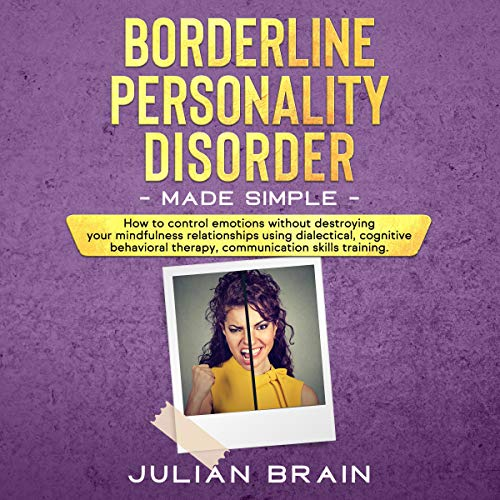 Borderline Personality Disorder Made Simple cover art