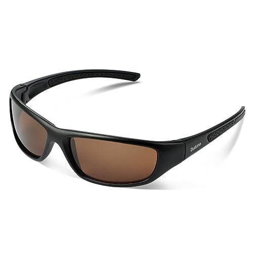 3a6e3f2687c Duduma Polarized Sports Sunglasses for Men Women Baseball Running Cycling  Fishing Driving Golf Softball Hiking Sun