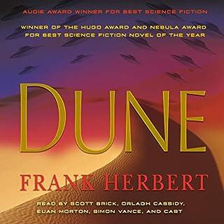 Page de couverture de Dune