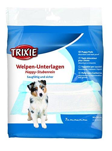 Trixie 23411 - Tappetini per cuccioli, 60 x 40 cm, 7 Pezzi