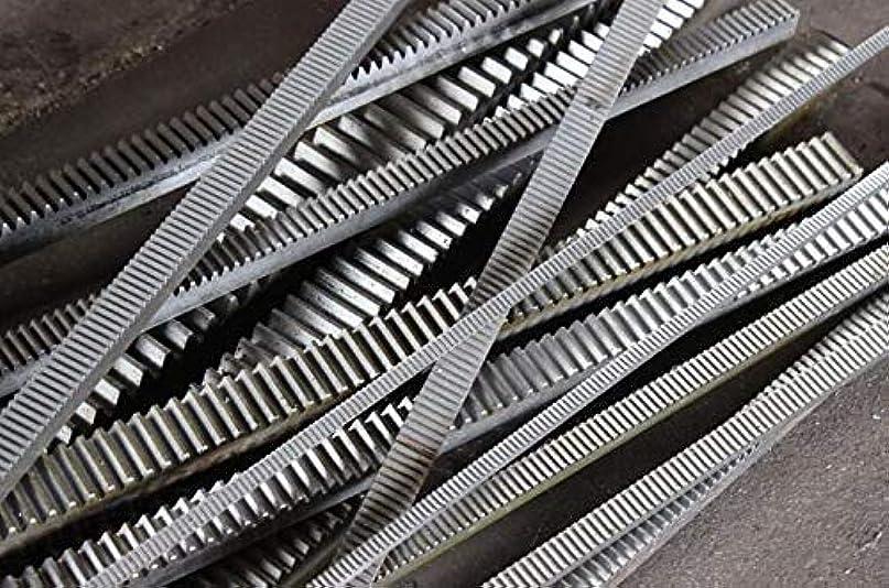 ふりをする有毒な地震10個1Mod 15x15x1000mm 1 M平歯車ラック右歯ギアラック精密CNCラック(ストレート歯)歯付きラック