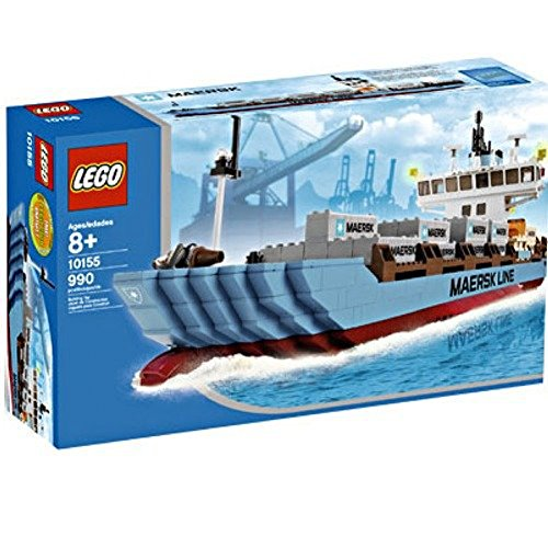 LEGO 10155 - Buque contenedor Maersk Line