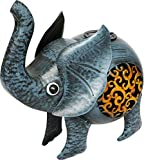 TrendLine LED Solarleuchte Elefant Deko-Figur Dekoleuchte Gartenlampe Solarlampe