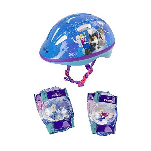 Frozen DARP-OFRO204 Disney Kid's Activities Helmet/Knee and Elbow Pads...