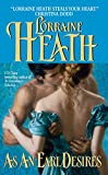 As an Earl Desires (Lost Lords Book 1)