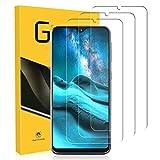 NONZERS Cristal Templado para Samsung Galaxy A20e, [3 Unidades] 2.5D Borde Redondeado 9H Dureza HD Vidrio Templado, Funda Compatible, No Burbujas Protector de Pantalla para Samsung Galaxy A20e