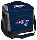 Rawlings NFL Soft-Sided Insulated Cooler Bag, 24-Can Capacity, New England Patriots