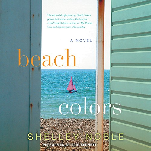 Beach Colors audiobook cover art