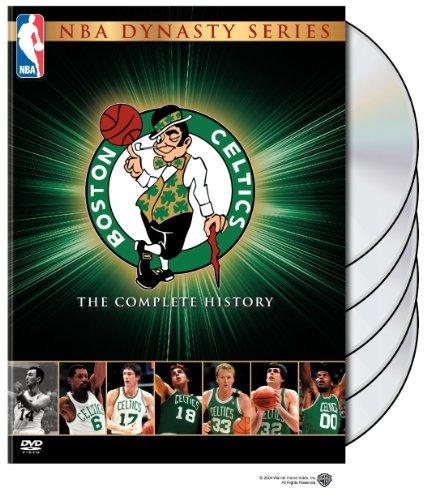NBA Dynasty Series: Boston Celtics - The Complete History