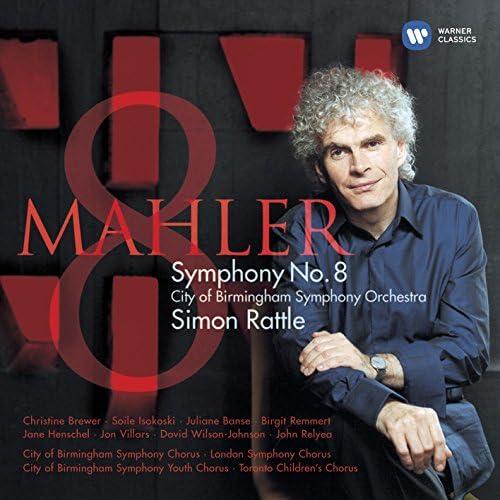 Simon Rattle & City of Birmingham Symphony Orchestra