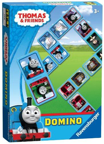 Ravensburger Thomas y Sus Amigos - Juego de dominó