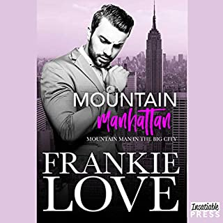 Mountain Manhattan audiobook cover art