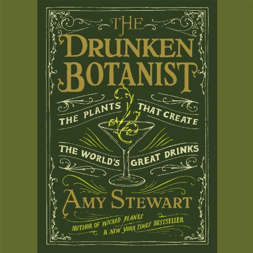 The Drunken Botanist cover art