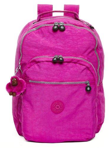 Kipling Seoul Solid Laptop Backpack pink Size: One Size