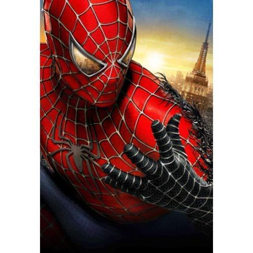 Puzzle Puzzle 1000 Super Hero Spider Series Fantasy Education Toys For Adult 1000 Puzzle Puzzle Puzzle P122 (Size: 500PC)